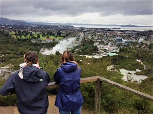 Exploring Rotorua with family is so much fun - by Lena Pfitzner.
